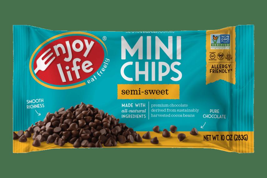Enjoy Life Mini Chips Semi Sweet Package