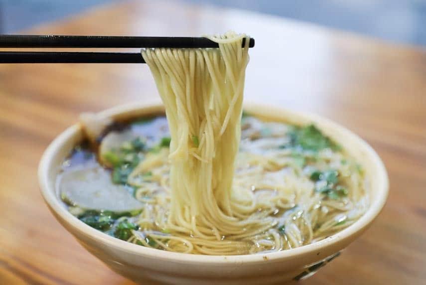 ramen style noodles