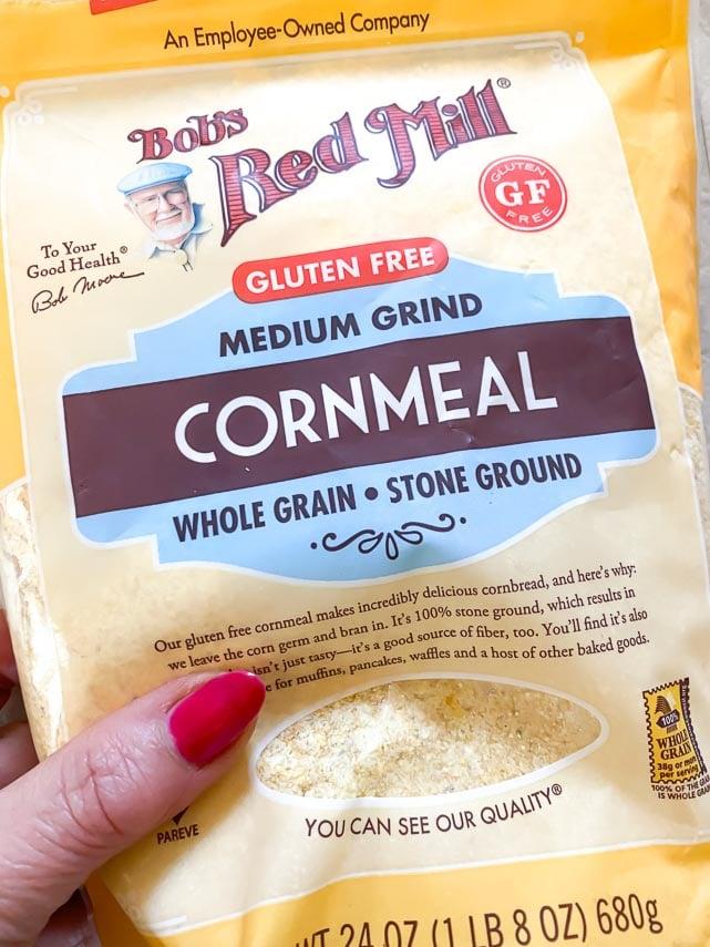 medium grind cornmeal