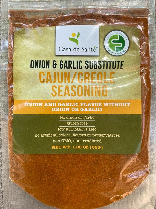 Case de Sante Cajun Seasoning Packet