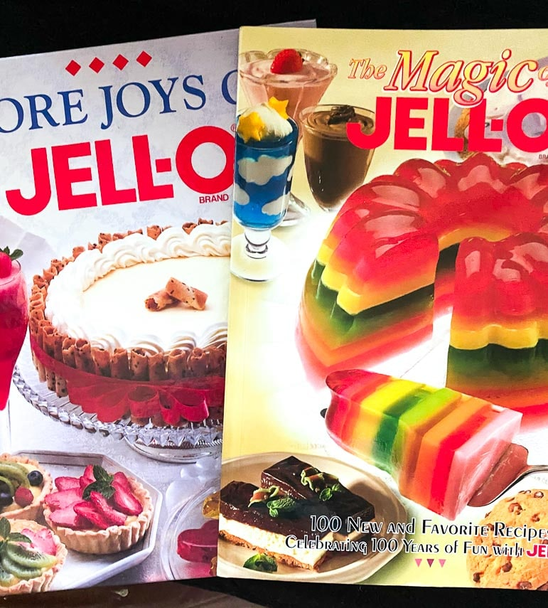 Jello books