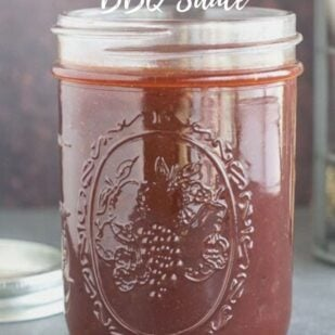 Low FODMAP Sweet and Sticky BBQ Sauce
