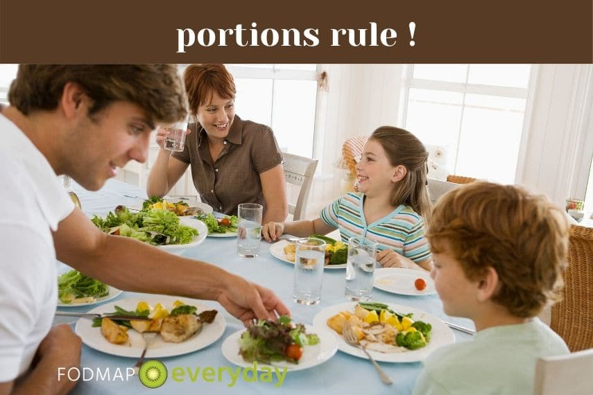 Portions Rule