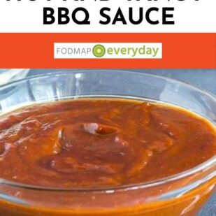 Low FODMAP Hot and Tangy BBQ Sauce - FODMAP Everyday