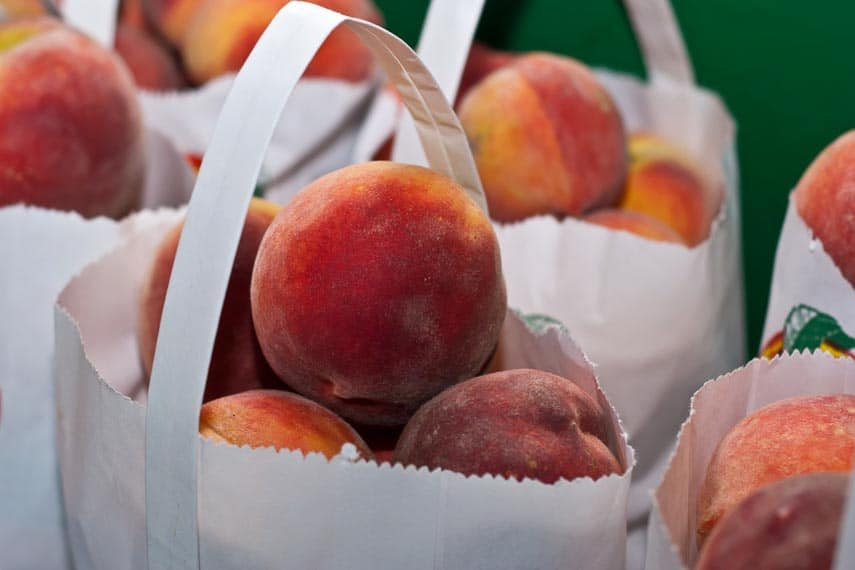 pile-of-bags-of-peaches