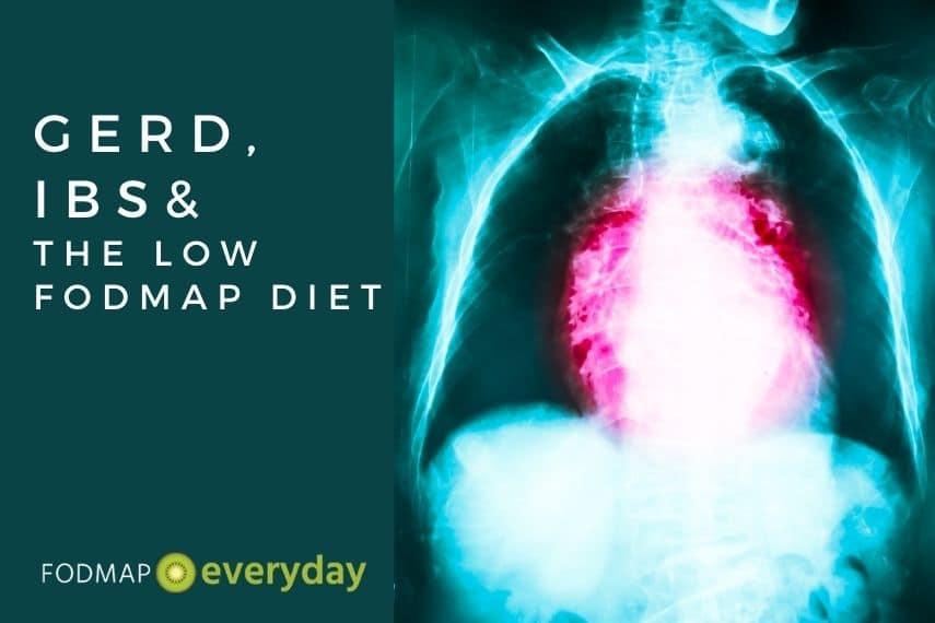fodmap diet for gerd