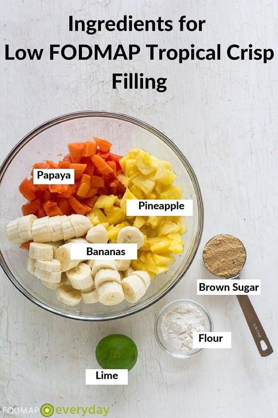 Tropical-Crisp-Filling Ingredients