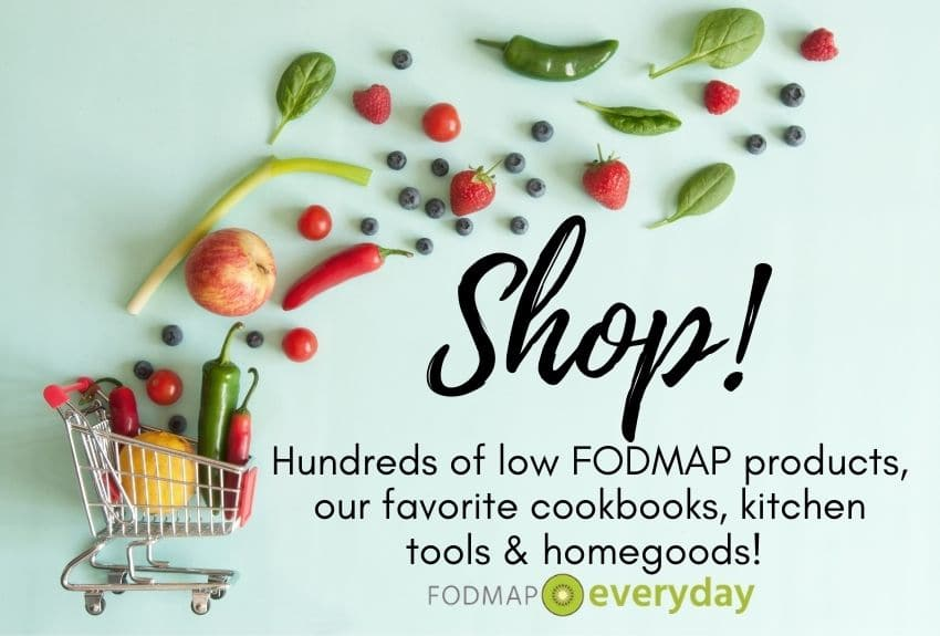 FODMAP Everyday Low FODMAP Shop