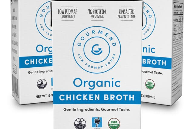 gourmend foods 3 pack of chicken stock