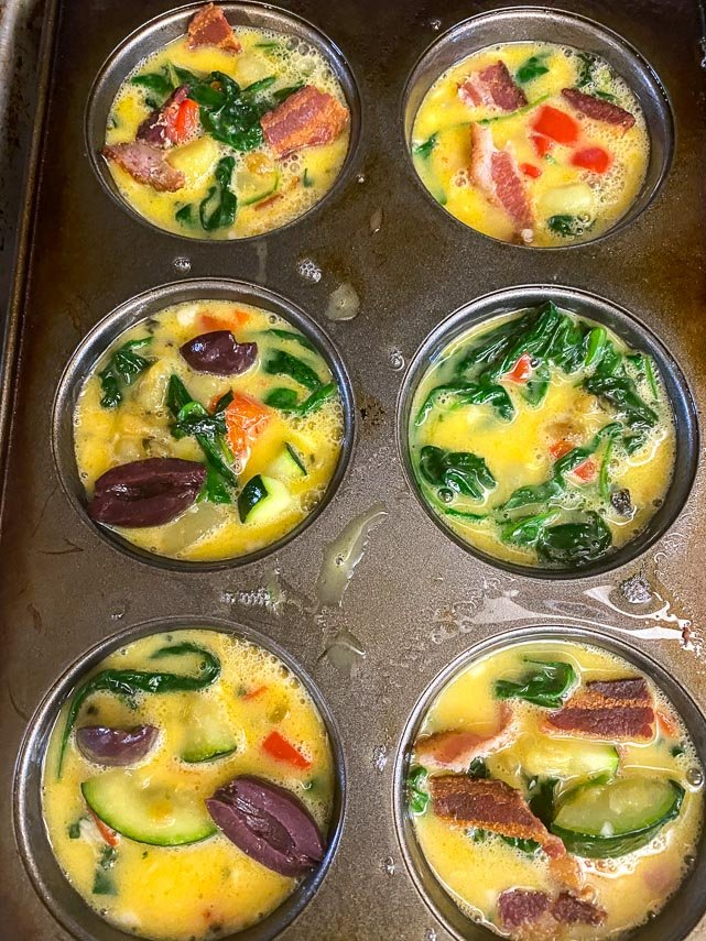 raw-frittata-mixture-in-muffin-cups-ready-to-be-baked
