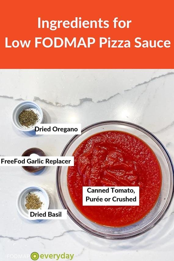 Pizza Sauce Ingredients
