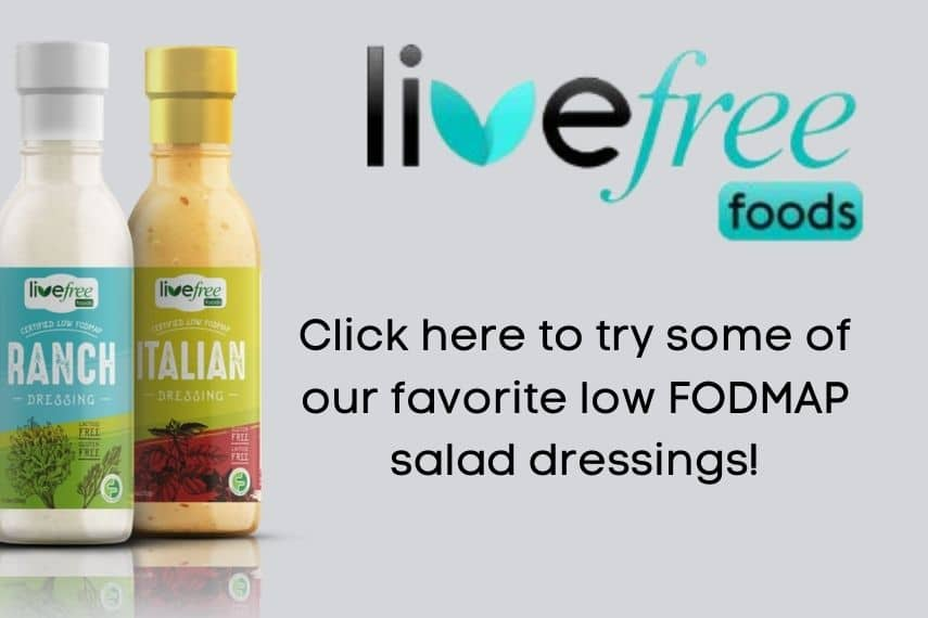 Try LIve Free Foods Dressings