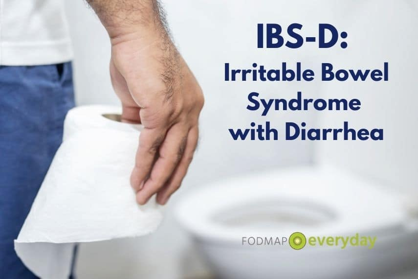 IBS-D Irritable Bowel Syndrome Feature Image