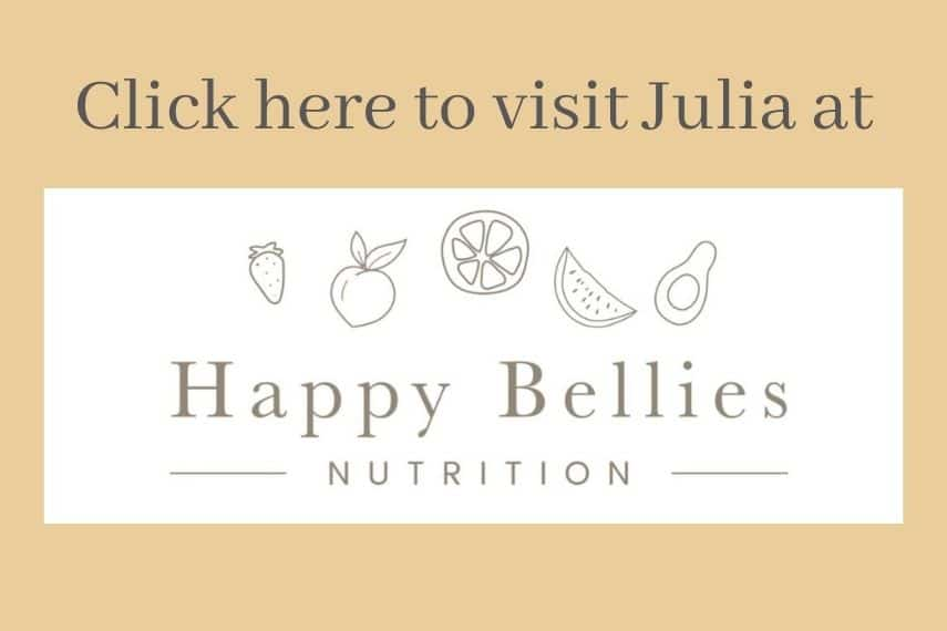 Click here to meet Julia at Happy Bellies