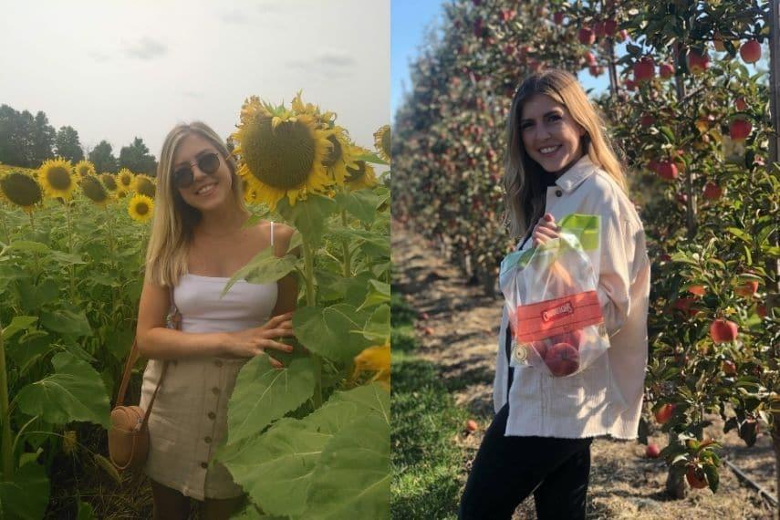 Julia Celestini on farms
