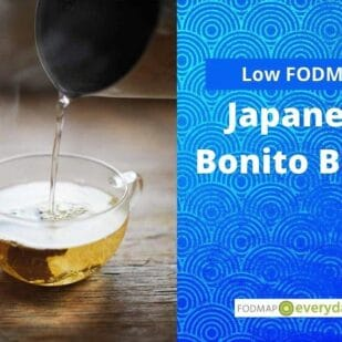 graphic featuring Japanese Bonito Broth
