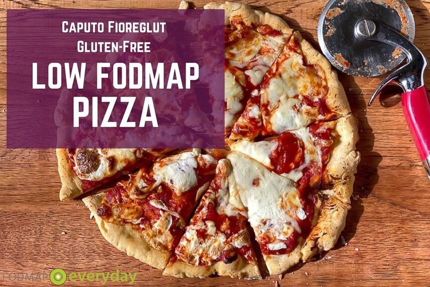 Caputo Fioreglut Gluten-Free Pizza graphic
