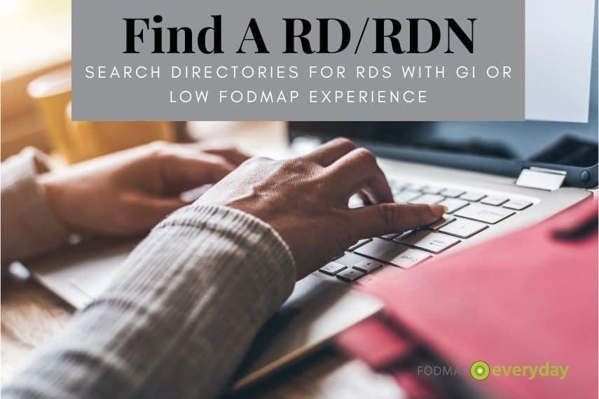 Find a RD/RDN