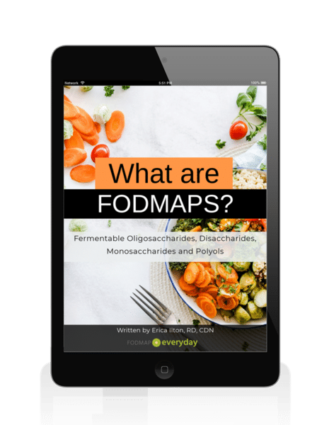 what are FODMAPs ebook cover