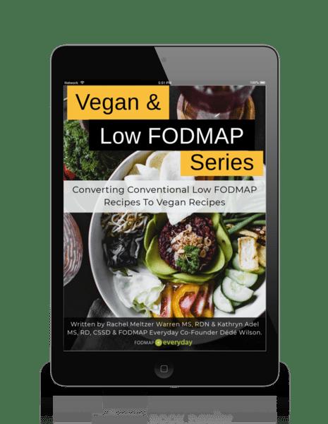 converting conventional low fodmap recipes ebook