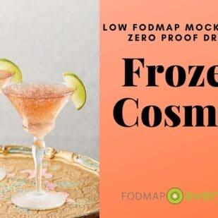 Frozen Cosmos from Zero Proof