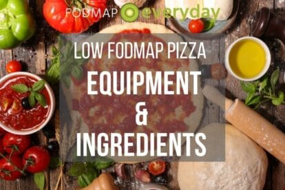 Feature image for Low FODMAP Equipment and Ingredients