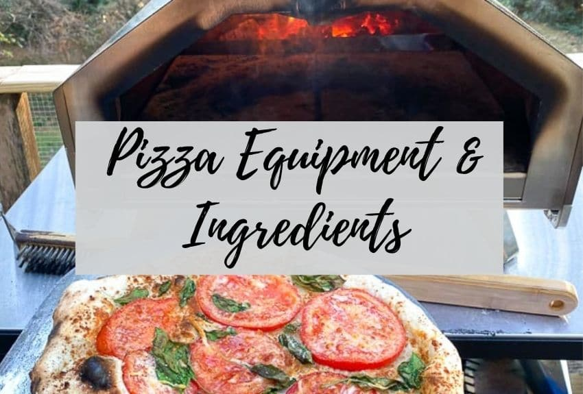 Pizza Equipment and Ingredients Category