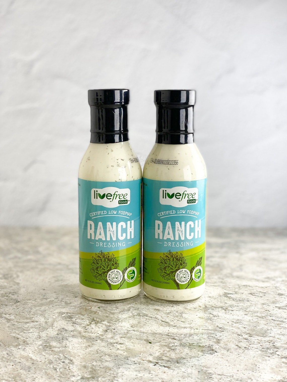 Live Free Ranch bottles 2