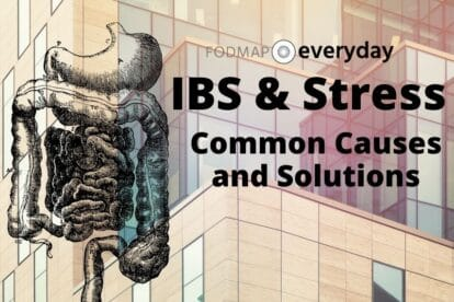 feature image for IBS and Stress