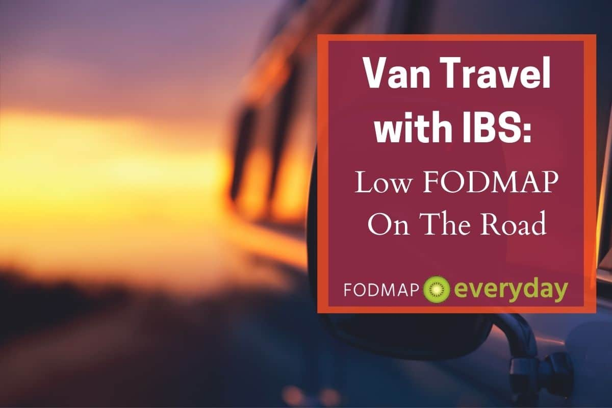 Feature image for Van Travel with IBS article